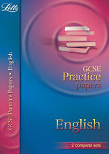 GCSE Practice Papers English Language by Letts Educational (Paperback, 2007)
