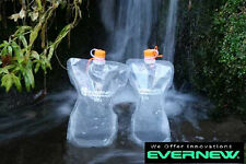 Evernew Backpacking Ultra Lightweight Water Carry 2.0L - EBY208  - Quantity 1