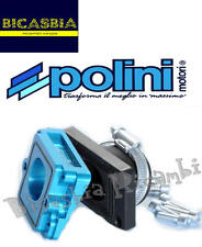 4936 COLLETTORE ASPIRAZIONE CARBURATORE POLINI PWK 50 DERBI GP1 50 2001-2003