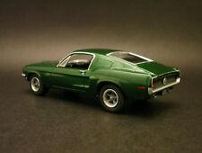 BULLITT `68 Ford Mustang GT  1968 ***** Greenlight 1:64 OVP  **SALE**