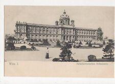 Wien Naturhistorisches Hofmuseum Austria Vintage Postcard 260a