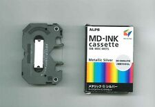 ALPS Ink Cartridge MDC-METS Metallic Silver for MD 5500 5000 Printer 106045