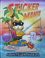 Wähle 25 Sticker -Verkaufe Aufkleber - SPAR STICKERMANIA 6 - Abenteuer Inseln