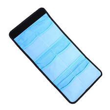 Filter Wallet 6 Pcs Pocket Case Pouch Filter Bag for UV CPL FLD Filter UK SELLER