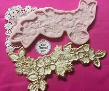 Priya's Lace silicone mold fondant cake decorating APPROVED FOR FOOD