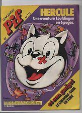 PIF GADGET n°772 - Janvier 1984 - Etat neuf, sans le gadget