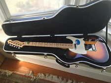 NEW FENDER 60th ANNIVERSARY ED. -2006 Telecaster ~Made in Mexico *Hardshell Case