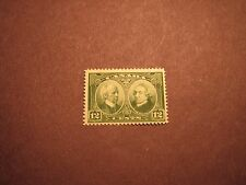 Canada Stamp Scott# 147 Laurier and Macdonald 1927  MH C60