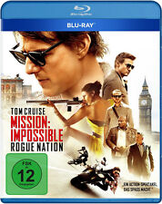 Blu-ray * MISSION: IMPOSSIBLE - ROGUE NATION # NEU OVP +