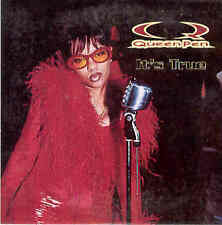 Queen Pen - It's True CD-Single In Cardcover