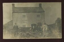 Transport BICYCLE Children c1910s RP PPC serious Faults on negative?