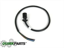 84-15 Jeep Dodge Chrysler 7 Way Round Plug Trailer Side Replacement Wiring MOPAR