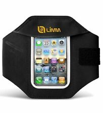 Limm Sport Armband for iPhone 6/7 ,Galaxy S6/S5/S4. W/ Key Holder  #1 in Comfort