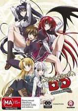 High School Dxd Series Collection NEW R4 DVD