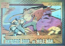 Marvel Universe Serie 2 1991 tarjeta de holograma 5 de 5