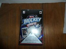1990-91 Upper Deck NHL Hockey_36 pack Box