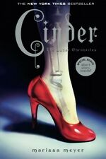 Cinder Book One of the Lunar Chronicles, New, Free Shipping