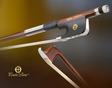 NEW CodaBow Diamond GX Carbon Fiber Cello Bow, Lifetime Warranty