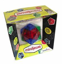 MINDJEWEL Bling for your Brain A 3D Puzzle by Alexander Polonsky New, Sealed