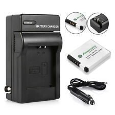 NB-11L NB11L Battery + Charger Canon Powershot Elph A2300 A2400 A3400 IS 110 HS