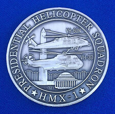 US Marine Corps Presidential Helicopter Squadron USMC HMX-1 POTUS Challenge Coin