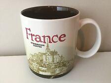 Starbucks City Mug, FRANCE, Global Icon Collection,16 oz,SKU, New,DISCONTINUED!!