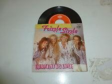 "FRIZZLE SIZZLE - Everything Has Rhythm - 1986 Dutch 2-track 7"" Juke Box Single"