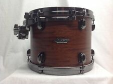 "Tama Starclassic Bubinga 12"" Mounted Tom/Satin Bubinga/New Display Model"