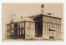 École des Soeurs du Bon Pasteur JONQUIÈRE Saguenay Quebec 1920-40s Hayward RPPC