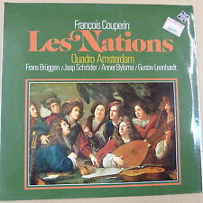 LP Couperin Les Nations / Quadro Amsterdam 2 LP set TK115501-2