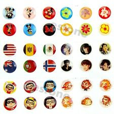 Hot 330PCS Mixed Home Button Sticker Protector for iPhone iPad 1/ 2 iTouch