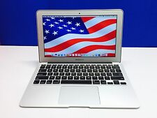 "Apple MacBook Air 11"" Mac Laptop OSX 2015 - Core i7 2.0Ghz - 256 SSD - Wa"
