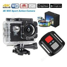 SJ8000 4K 30FPS 16MP 170 Degree  HD WiFi Sports DV Action Camera +Remote Control