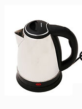 Genesis Stainless Steel 2L Cordless Electric Kettle