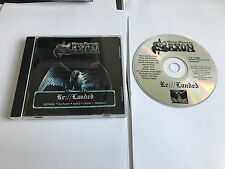 SAXON Re://Landed (CD 2001) Phoenix Music ‎– PHMUKCD001 V NR MINT