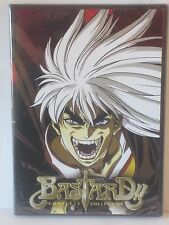 New Bastard!! Complete Collection 6 OVA Episodes DVD Anime Series 180 Minutes R0