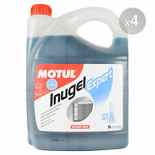 Motul Inugel Expert Ready To Use Cooling Liquid & Anti Freeze 4 x 5 Litres 20L