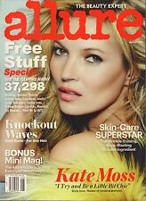 Allure August 2013 Kate Moss, Knockout Waves VG 041816DBE