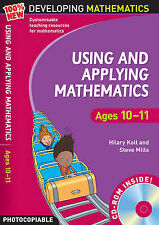 Using and Applying Mathematics: Ages 10-11 (100% New Developing Mathematics), St