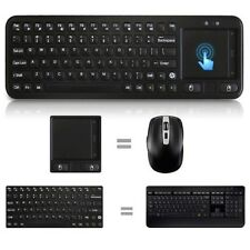 Hot! 2.4G USB Wireless Air Keyboard Mouse Touchpad Remote for PC Android TV Box