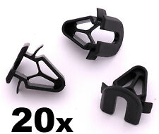 20x Volvo Plastic Trim Clips- Interior fascia panels boot linings, pillar covers