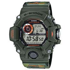CASIO G-SHOCK RANGEMAN Master of G Camouflage Limited Edition Watch GW-9400CMJ-3