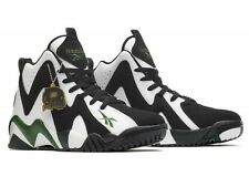 Size 9.5 Men's Reebok Kamikaze II Mid Athletic Fashion Basketball Sneaker V44404
