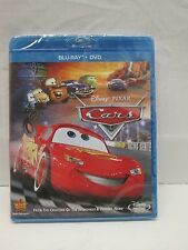 Disney / Pixar Cars (Blu-ray/DVD, 2009, 2-Disc Set)