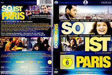 "DVD - "" So ist PARIS "" (2009) - Juliette Binoche - Romain Duris"