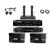 Complete Karaoke System RSQ Home Karaoke Professional Player Karaoke Equipment