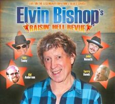 Elvin Bishop: Raisin' Hell Revue  Audio CD