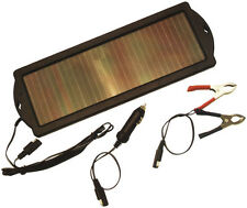 NIPPON   SOLAR POWERED 12VOLT TRICKLE CHARGER