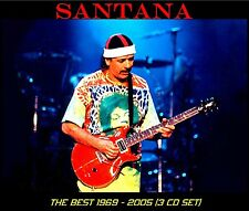Santana - The Best 1969 - 2005 (3 CD Set) Greatest Hits / Compilation / Rock