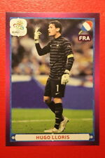 Panini EURO 2012 N. 481 FRANCE LLORIS  NEW With BLACK BACK TOPMINT!!